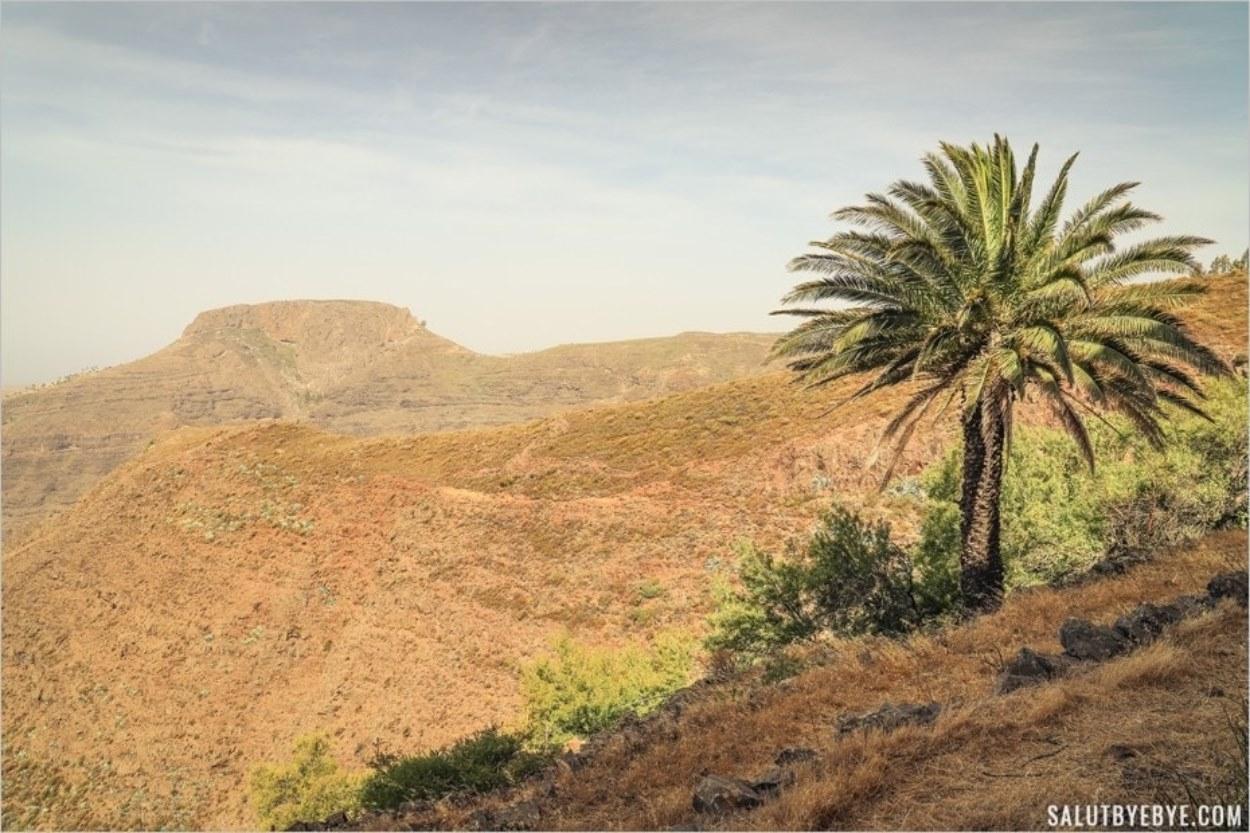 Randonnée vers La Fortaleza - Argodey