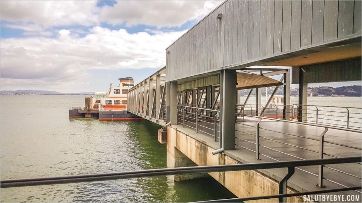 Terminal fluvial de Cais do Sodre