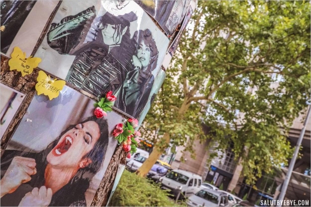 Hommage à Michael Jackson à Budapest