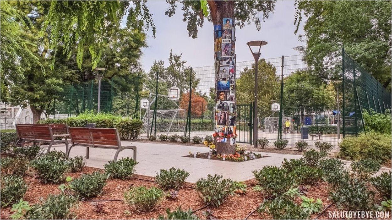 Mémorial Michael Jackson à Budapest