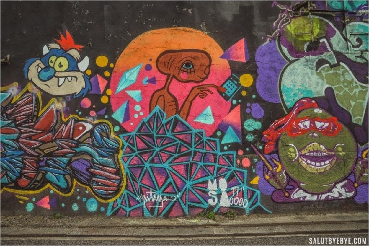 Street art à Cacilhas