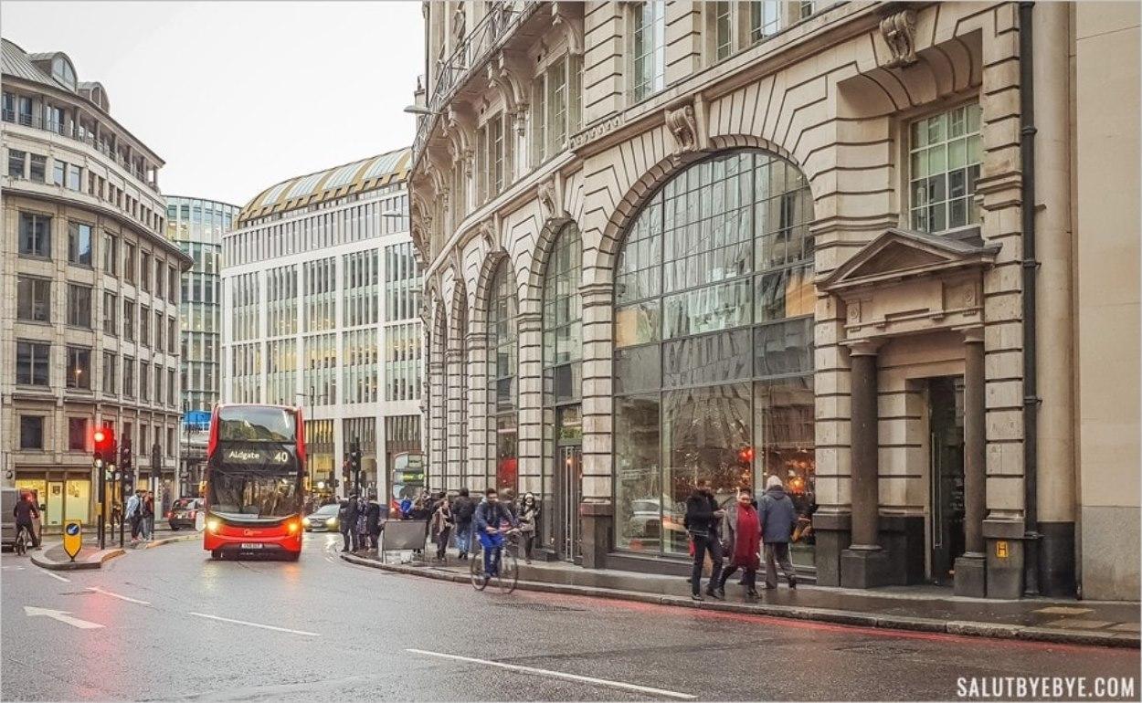 Visiter Londres en bus