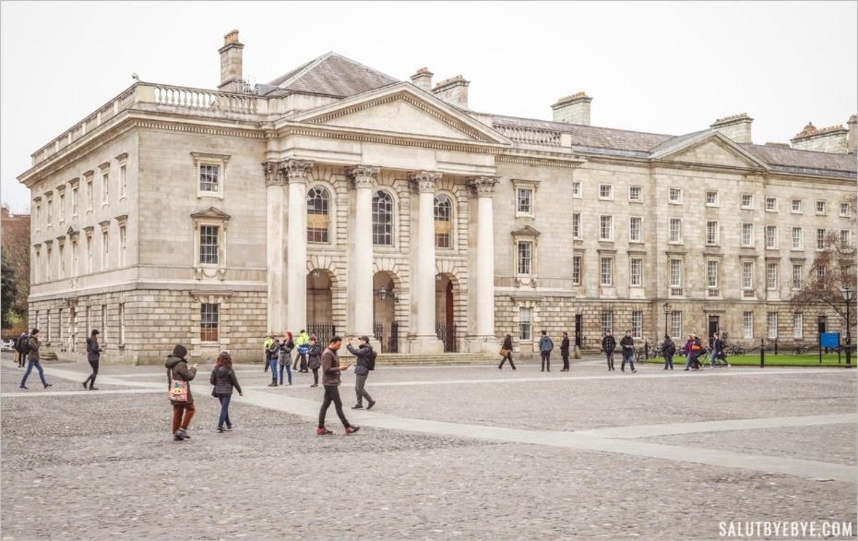 The Examination Hall, Trinity College de Dublin