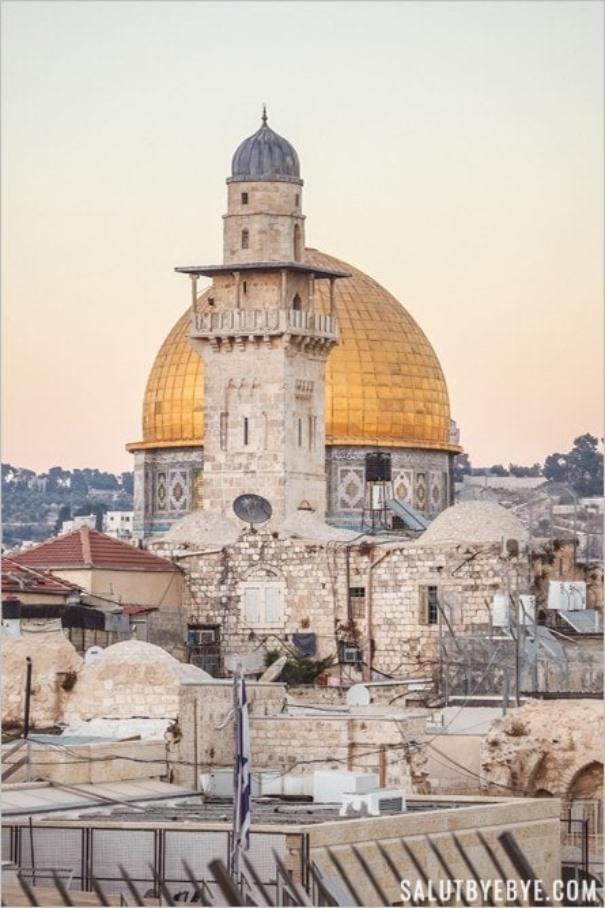 La beauté de Jérusalem