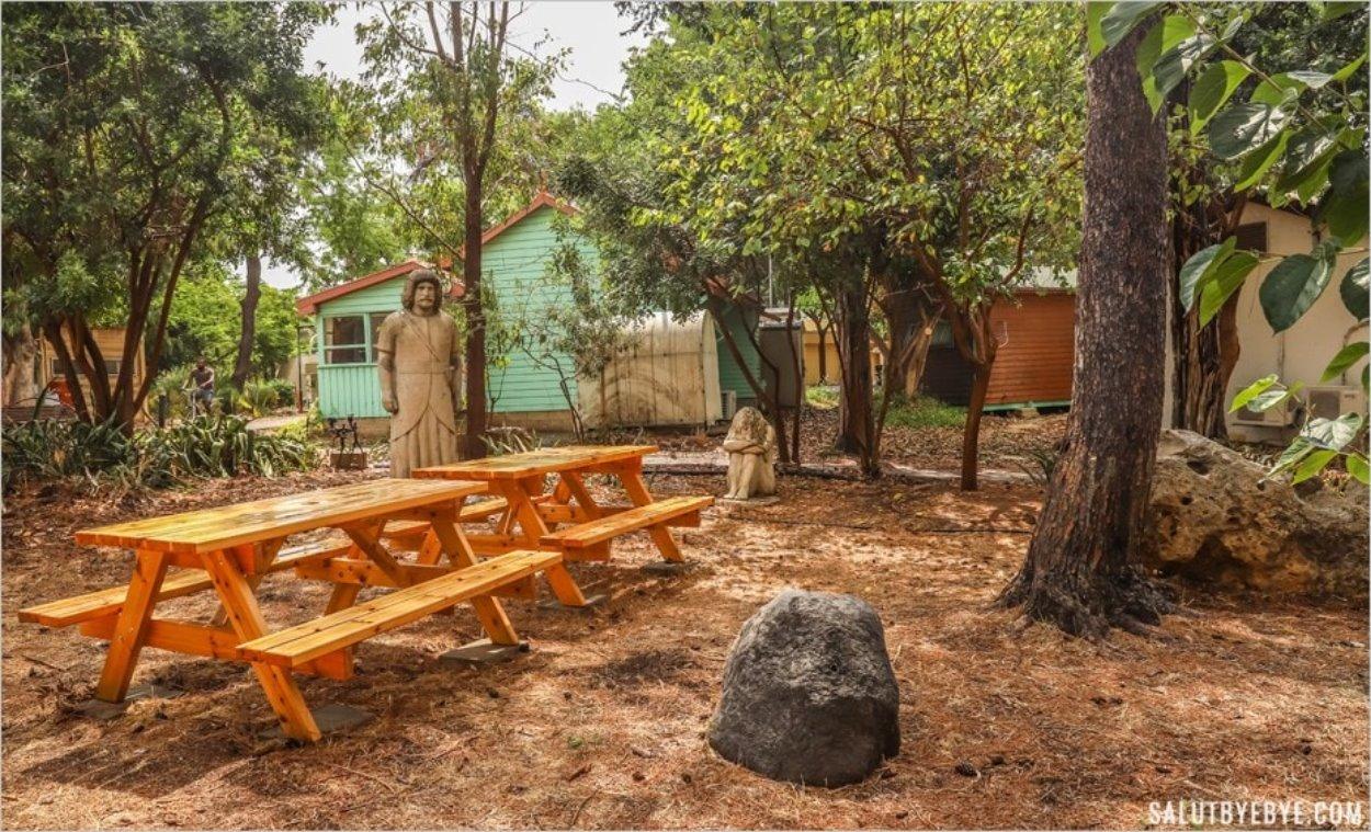 Visite d'un kibboutz en Israël - Vous venez ?