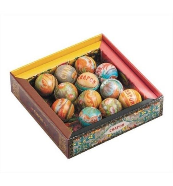 Billes de la chocolaterie Chapon