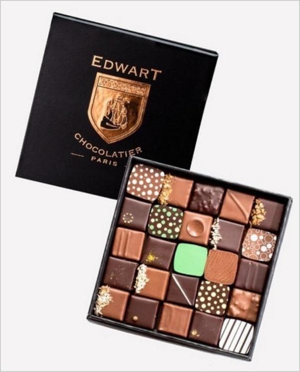 Chocolaterie Edwart à Paris
