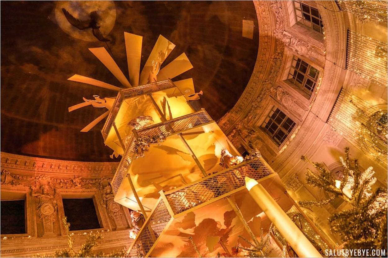 Crèche de Noël de Vaux-le-Vicomte
