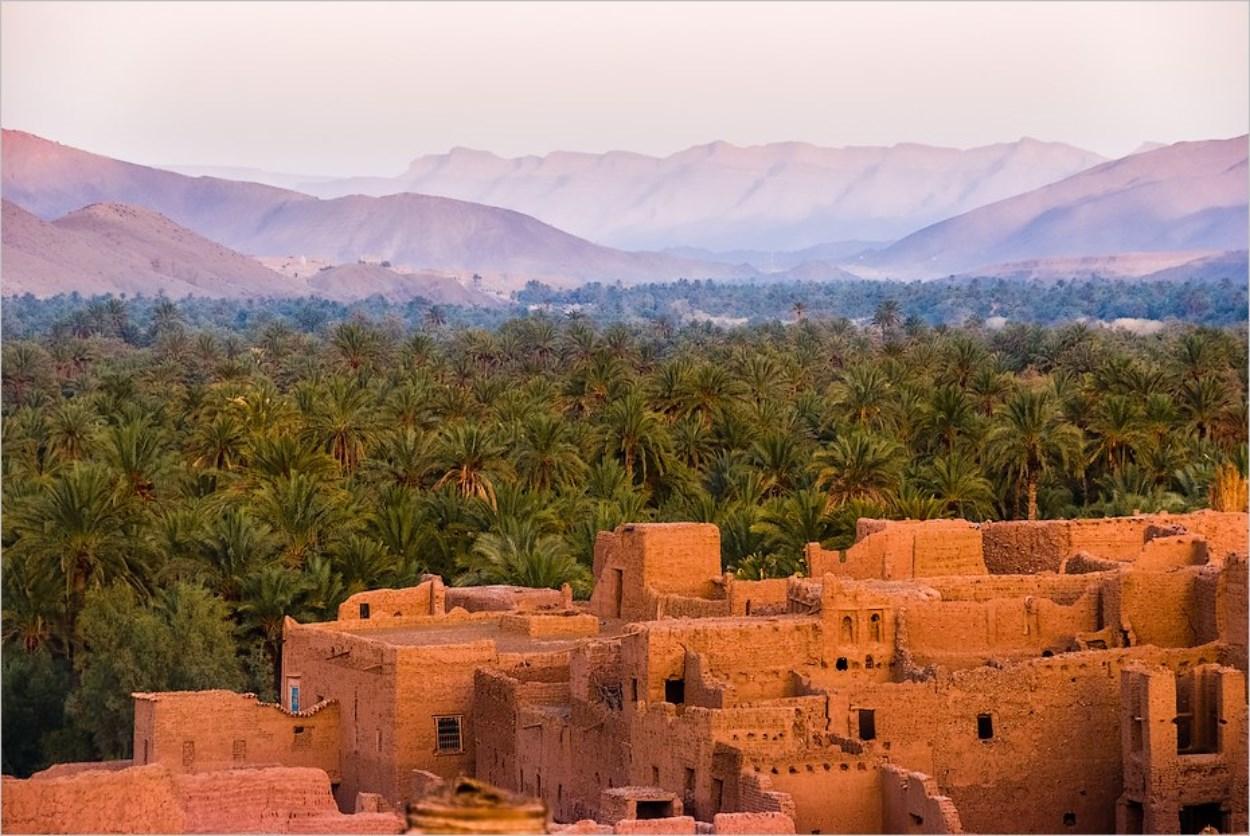 Tamnougalt au Maroc