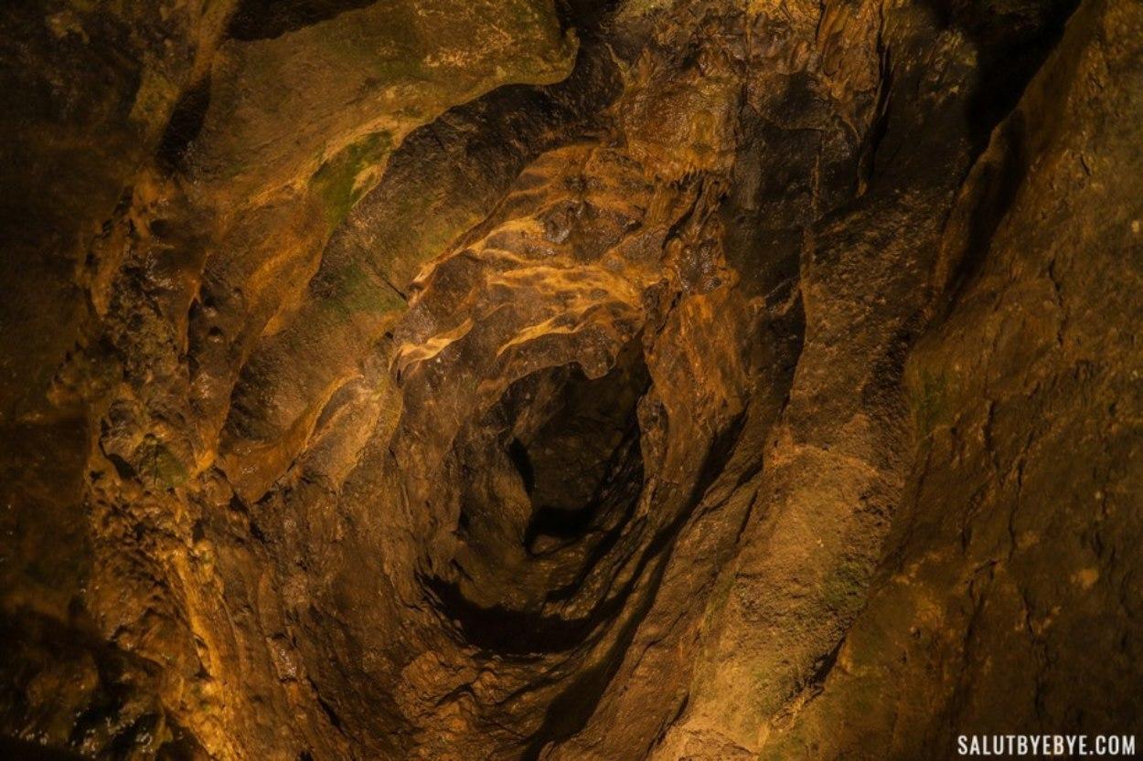 Les grottes de Budapest