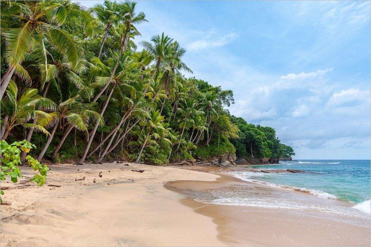 La Playa Blanca au Panama