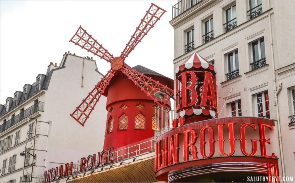 Le Moulin Rouge à Paris, un cabaret à forte personnalité !