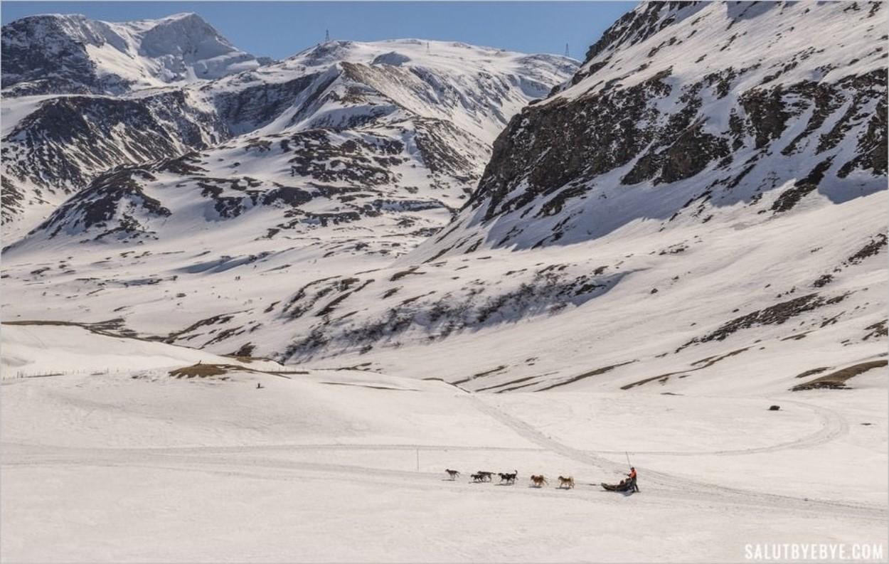 La beauté des paysages de Haute-Maurienne