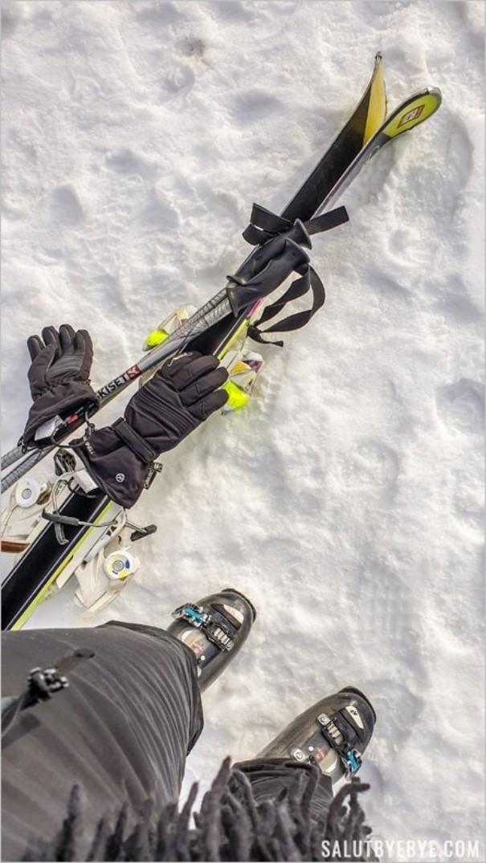 Matériel de ski adulte