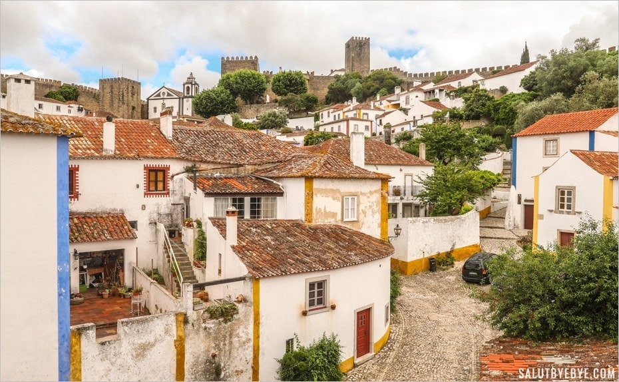 Visiter Obidos au Portugal depuis Lisbonne : que faire sur place ?