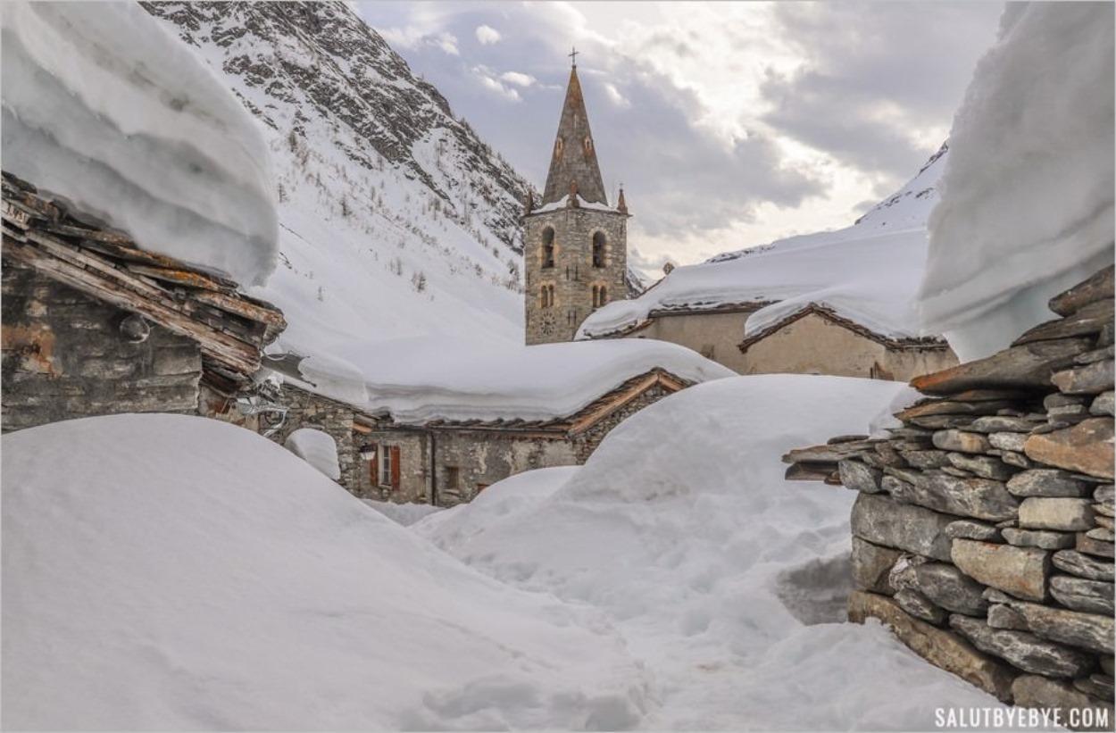 Que faire à Bonneval-sur-Arc ? Visite d'un village de montagne magique