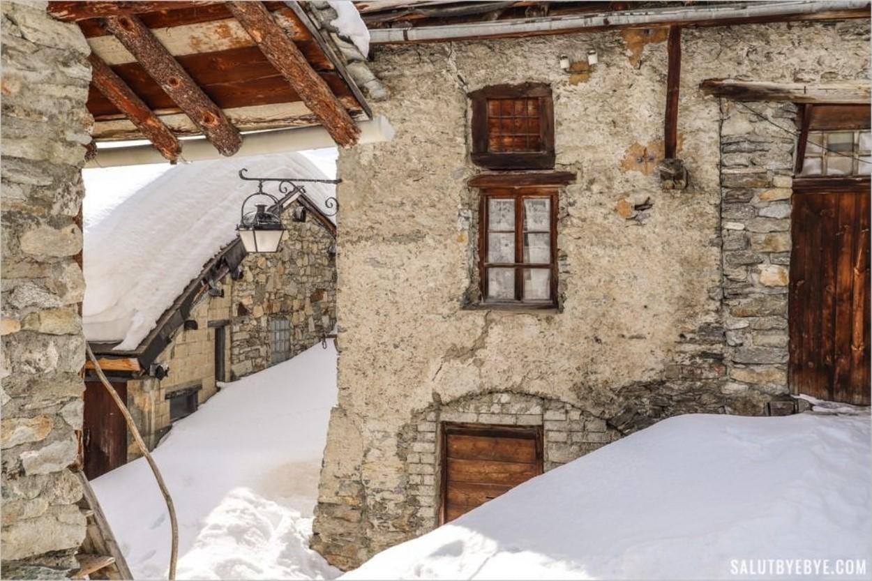 Visiter Bonneval-sur-Arc en Haute-Maurienne Vanoise