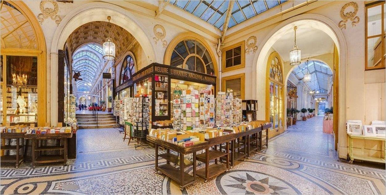La Galerie Vivienne à Paris