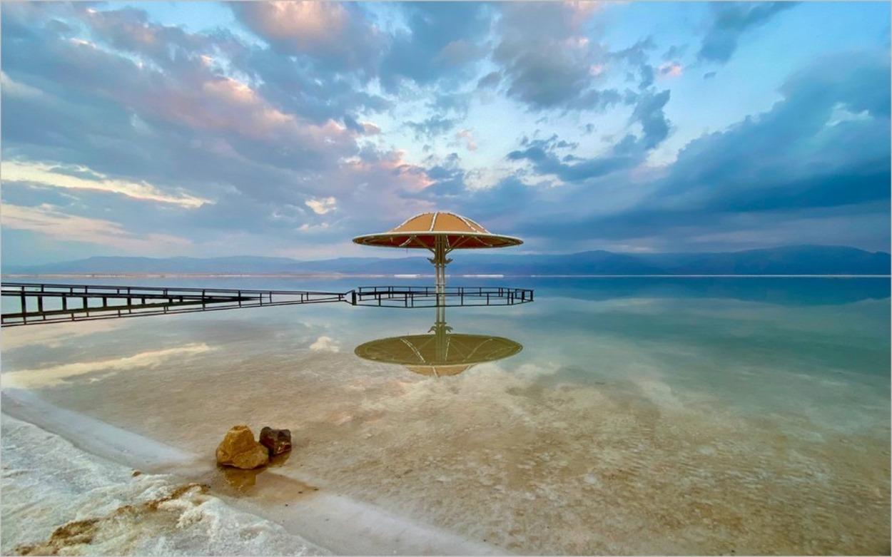 Visiter la Mer Morte en Israël