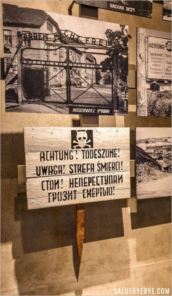 Yad Vashem : les camps de la mort
