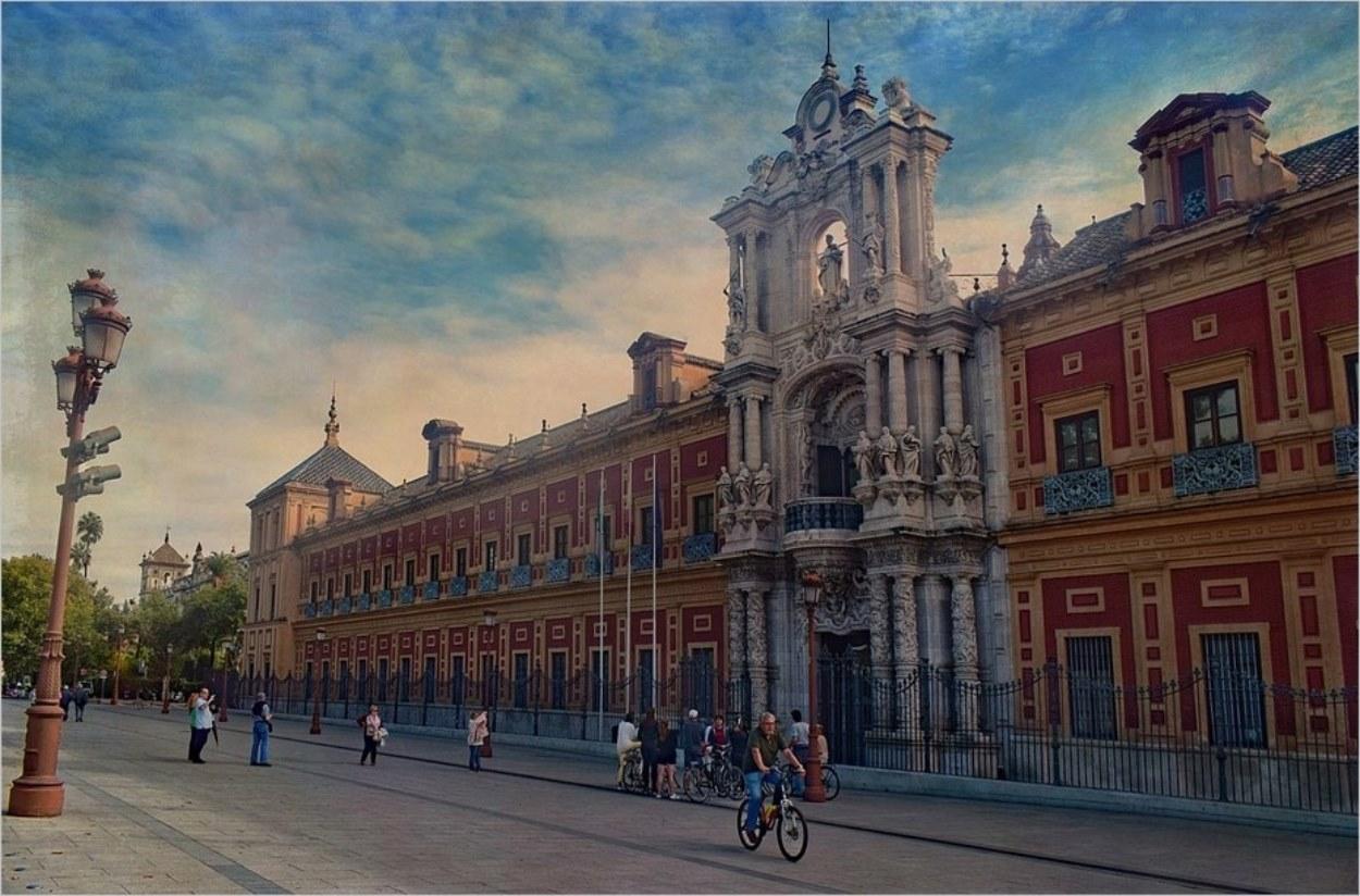 Visiter Séville à vélo