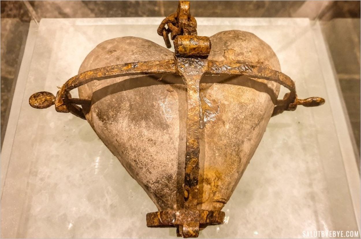 Coeur de Saint Laurence O'Toole