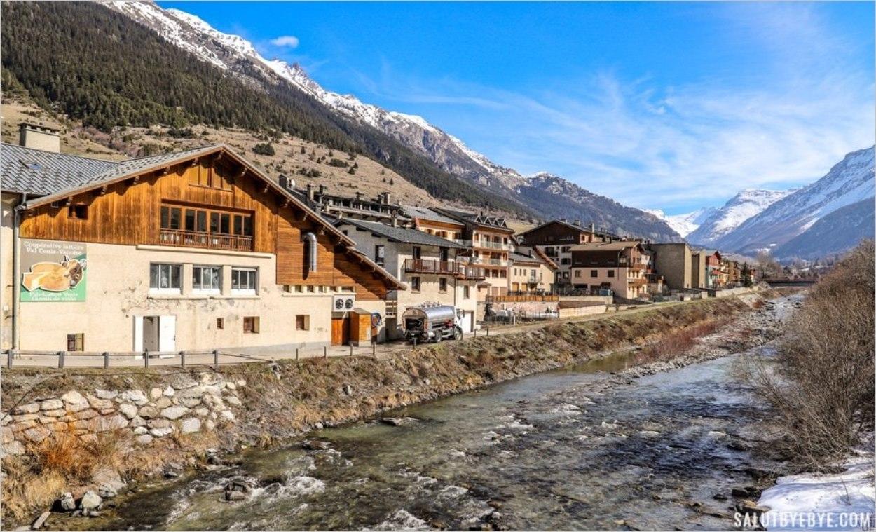 Coopérative laitière Val Cenis Vanoise