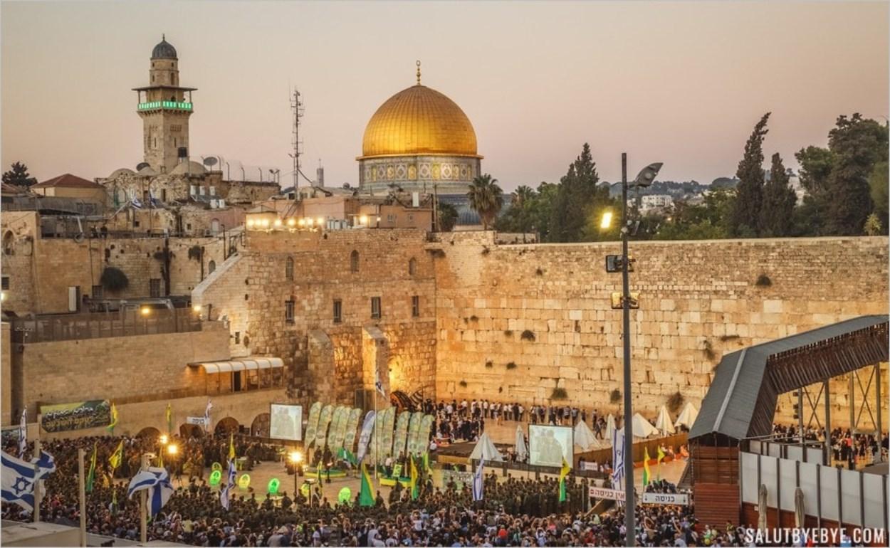 Visite de Jérusalem : que faire sur place ? De la vieille ville au mont des Oliviers…