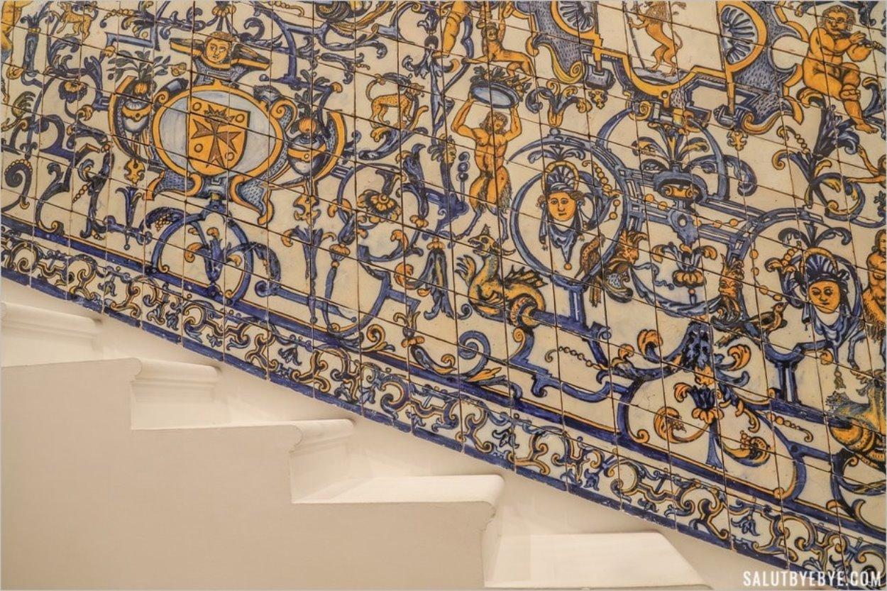 Le musée des azulejos de Lisbonne