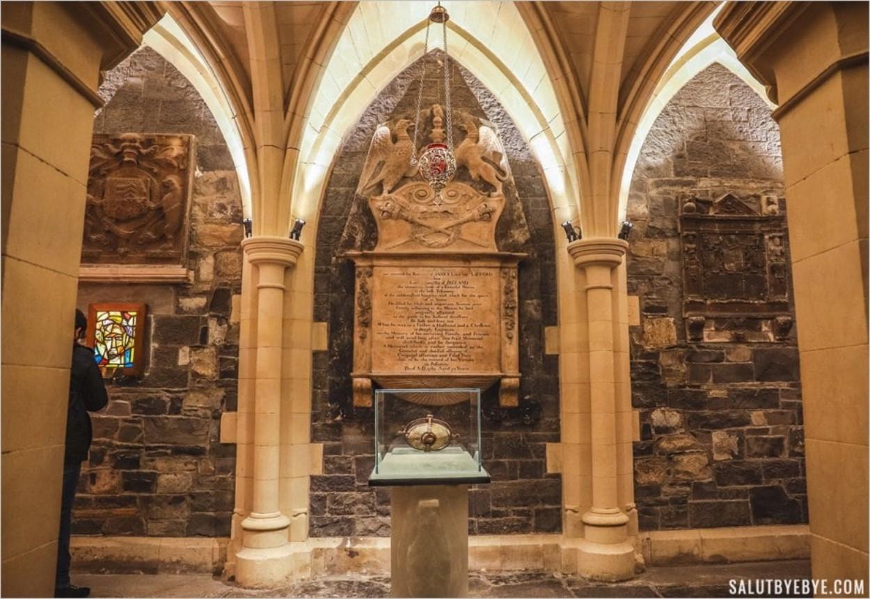 La relique de Saint Laurence O'Toole