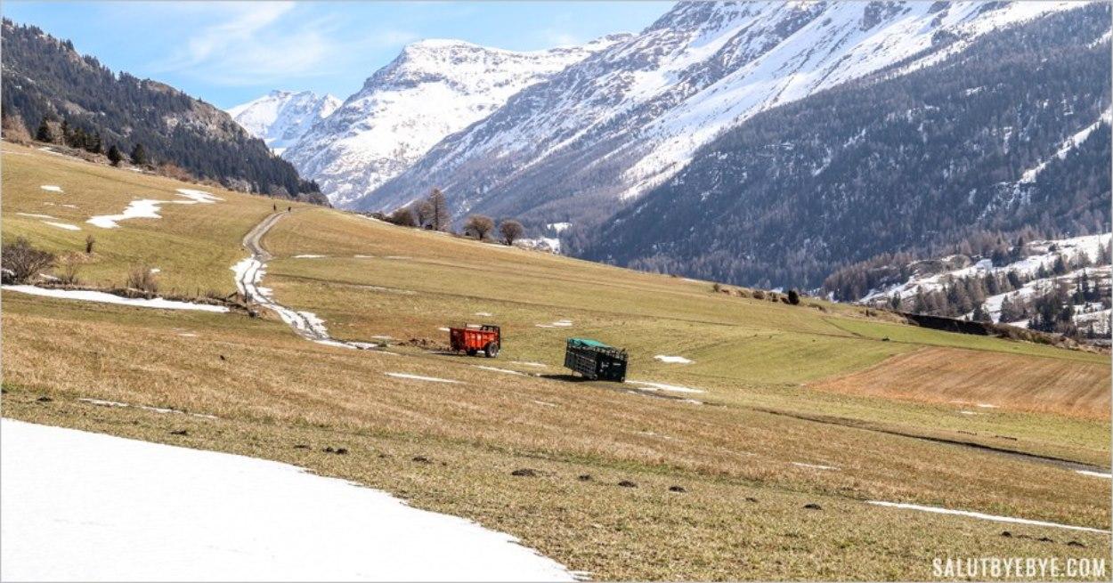 Faire de la randonnée en Savoie