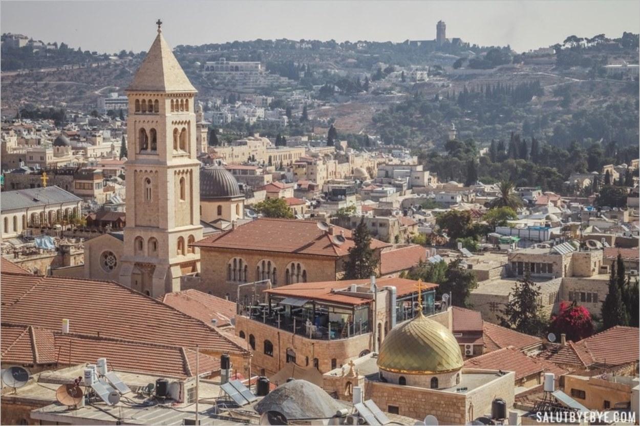 Que faire à Jérusalem ? Découvrir la vieille ville