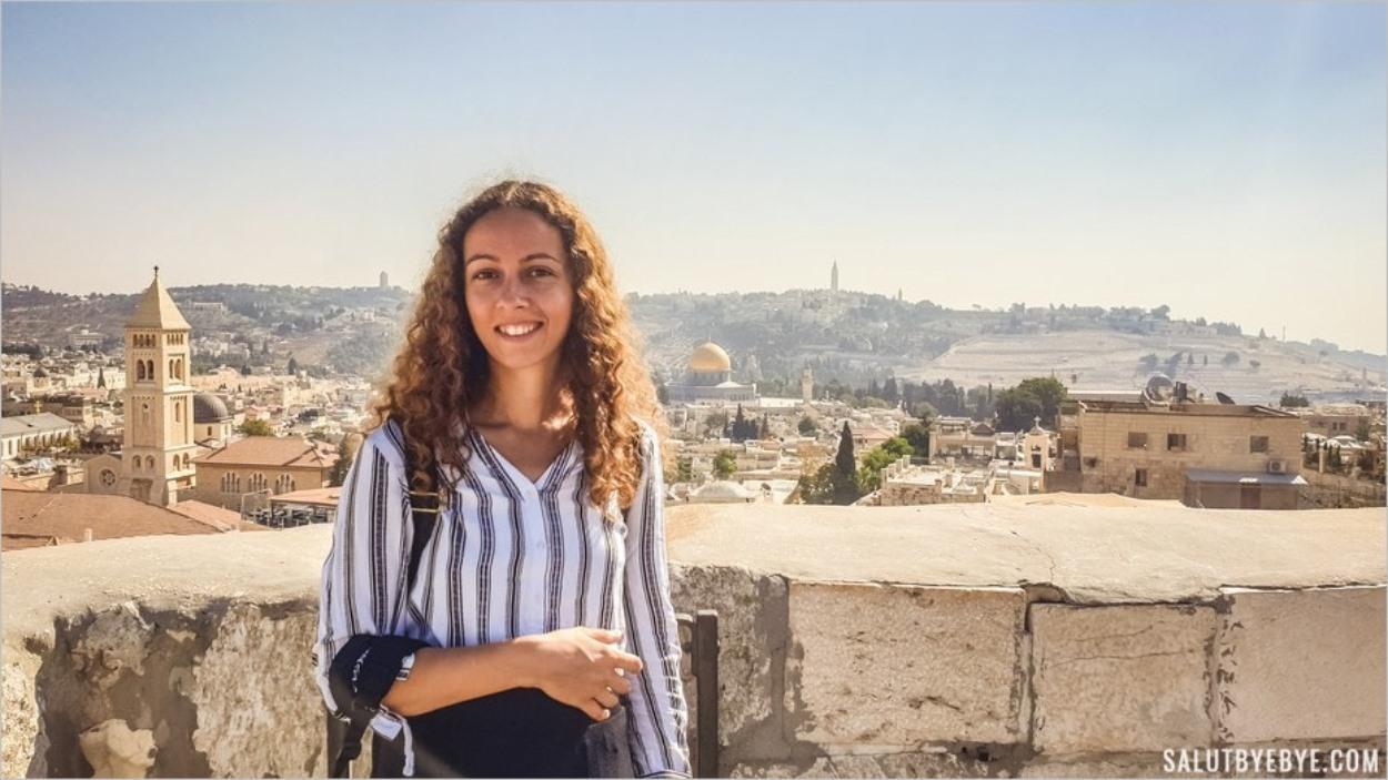 Visite de Jérusalem en Israël
