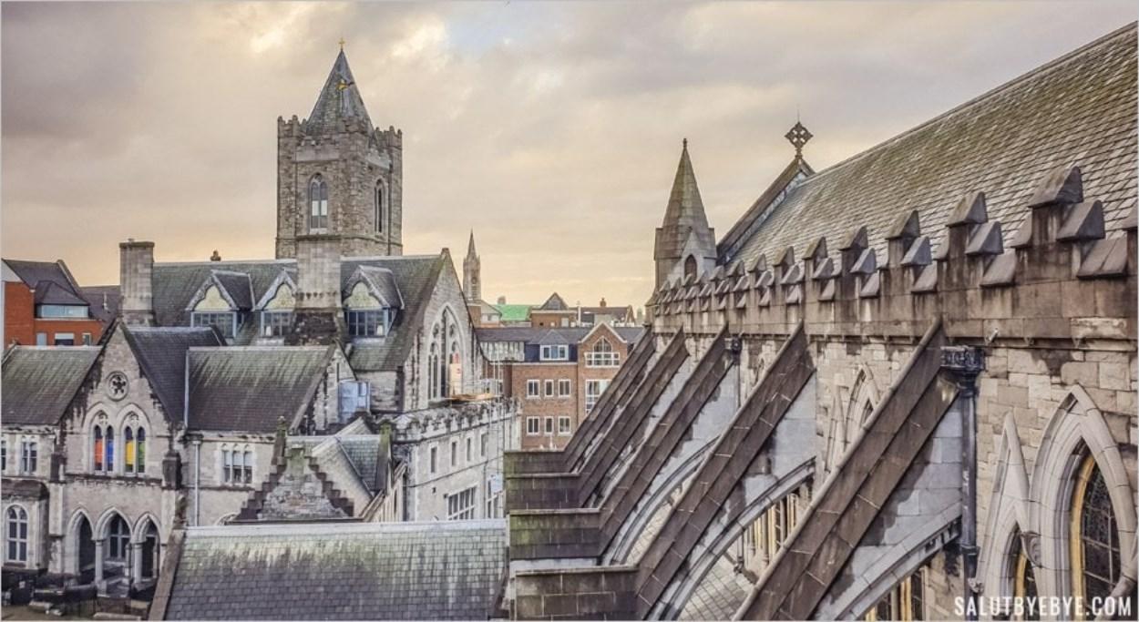 Christ Church, la cathédrale de Dublin : visite en photos