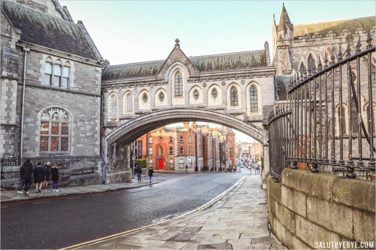 Winetavern Street Bridge, Dublin
