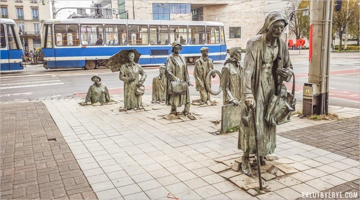 Monument du passant anonyme