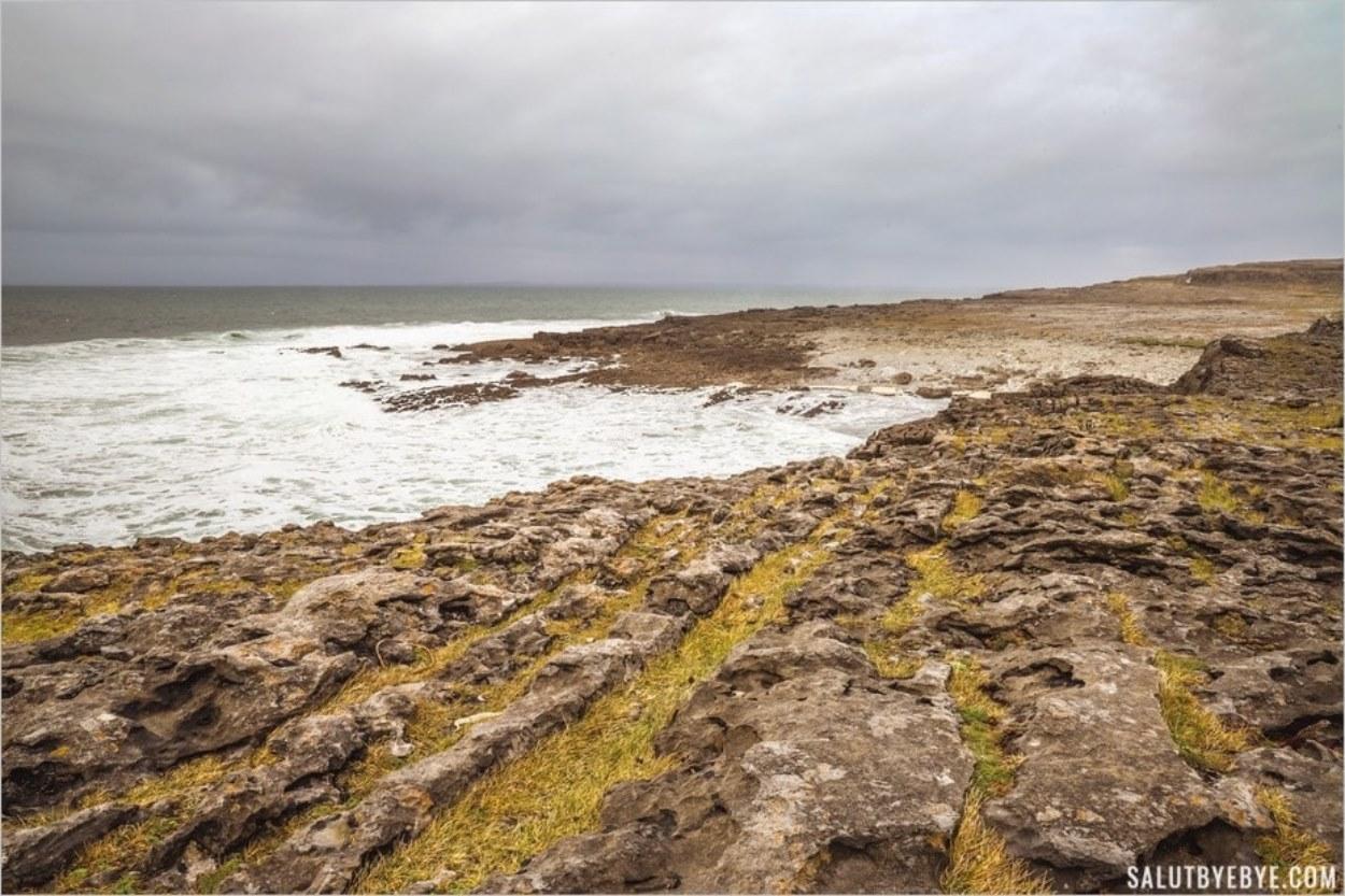 Le plateau du Burren aujourd'hui