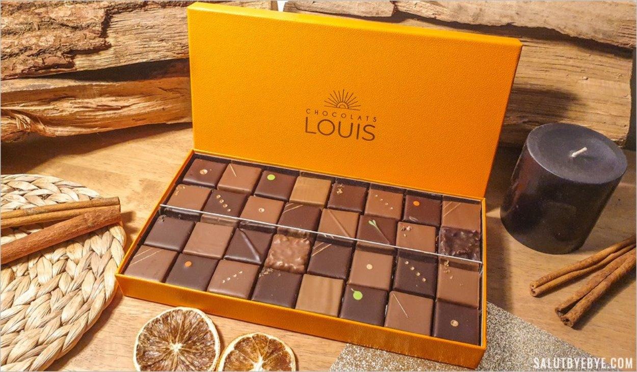 Les chocolats Louis, gourmandise artisanale signée Interflora