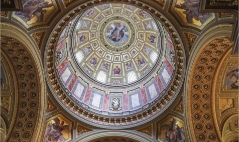 Visite de la Basilique Saint-Etienne de Budapest