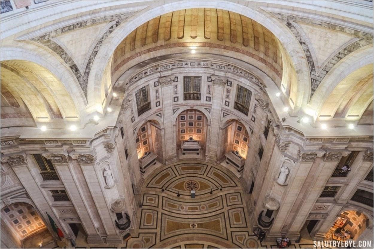 Le Panthéon national au Portugal