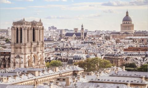 La Tour Saint Jacques à Paris : visite et histoire !