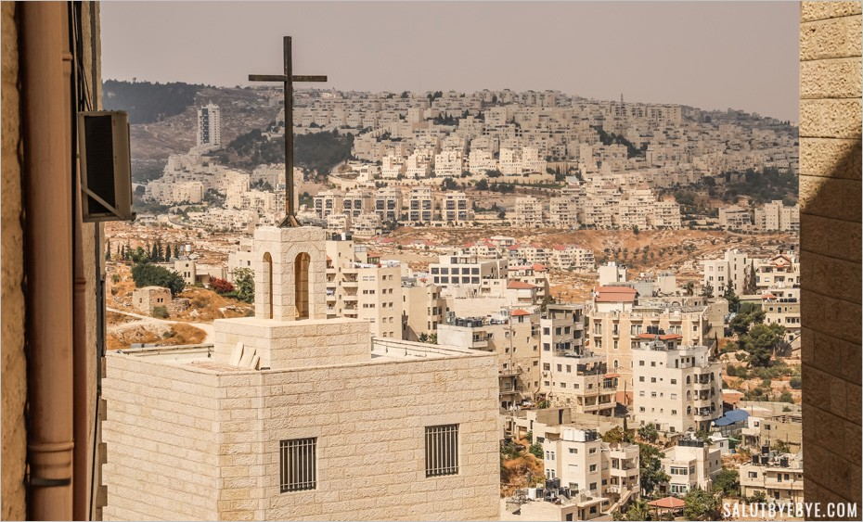 Visiter Bethléem dans les territoires palestiniens