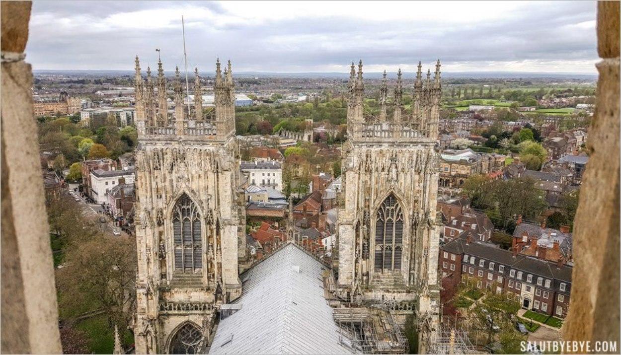 Visite de York Minster, l'incroyable cathédrale de York
