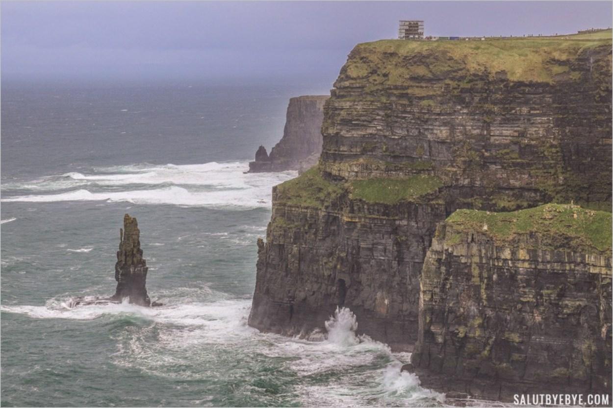 Visiter les falaises de Moher en Irlande : une bouffée d'oxygène dans un décor d'exception