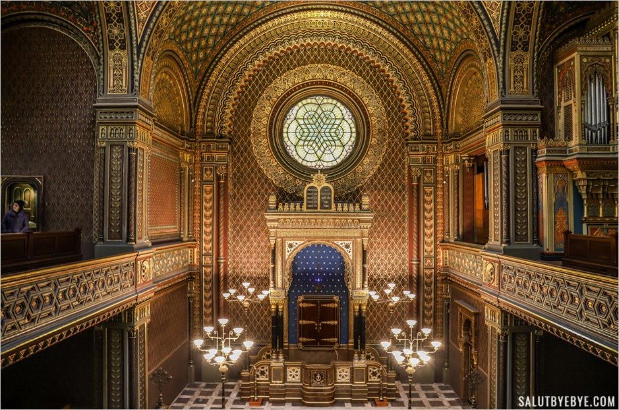 Visite du quartier juif de Prague, Josefov : des siècles d'histoire