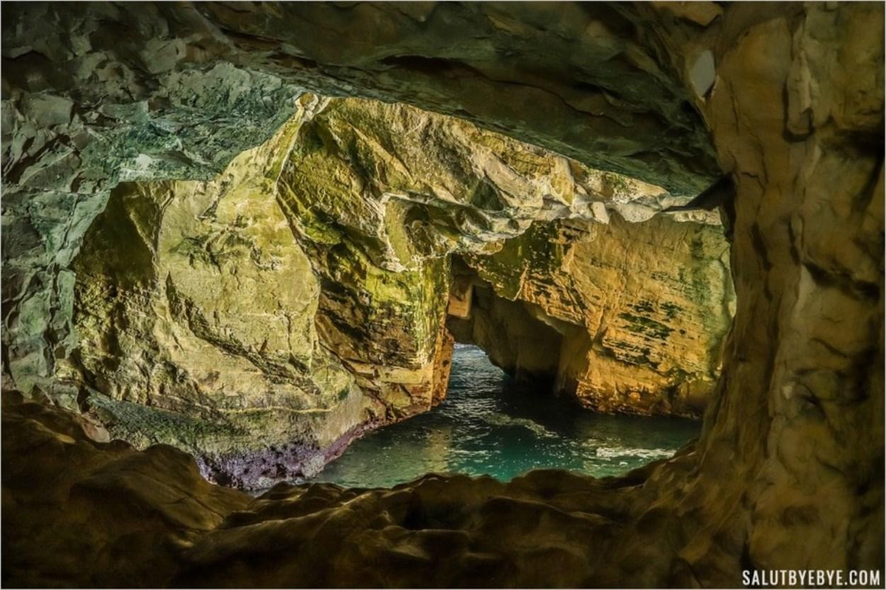 Grottes de Rosh Hanikra, Israël