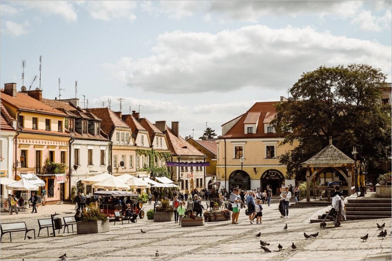 Sandomierz, Pologne