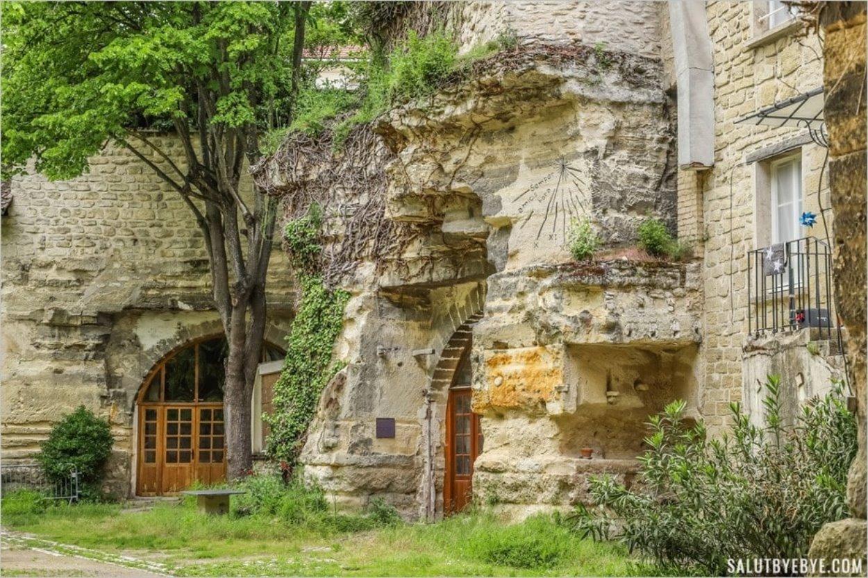 Les maisons troglodytes de Carrières-sur-Seine