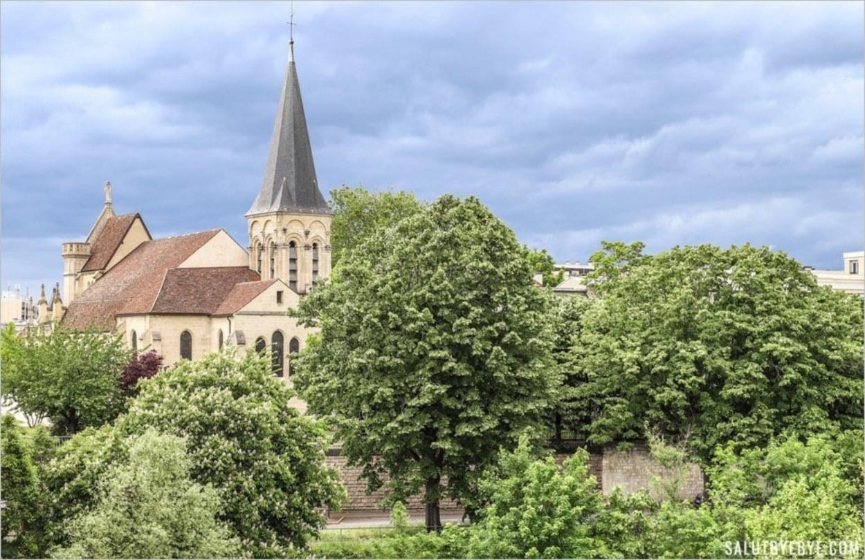 Église Notre Dame de l'Assomption de Chatou