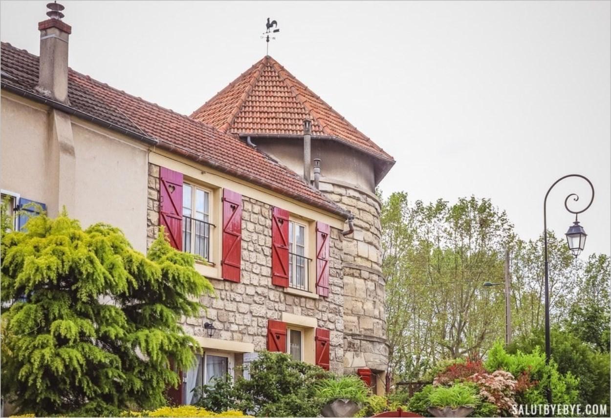 Ancien moulin de Carrières-sur-Seine